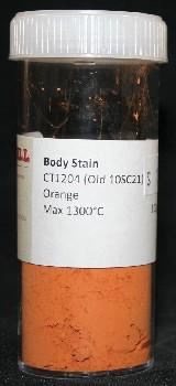 Body Stain