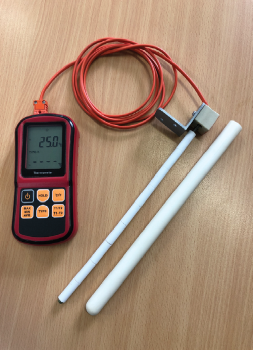 Thermocouples + Controllers