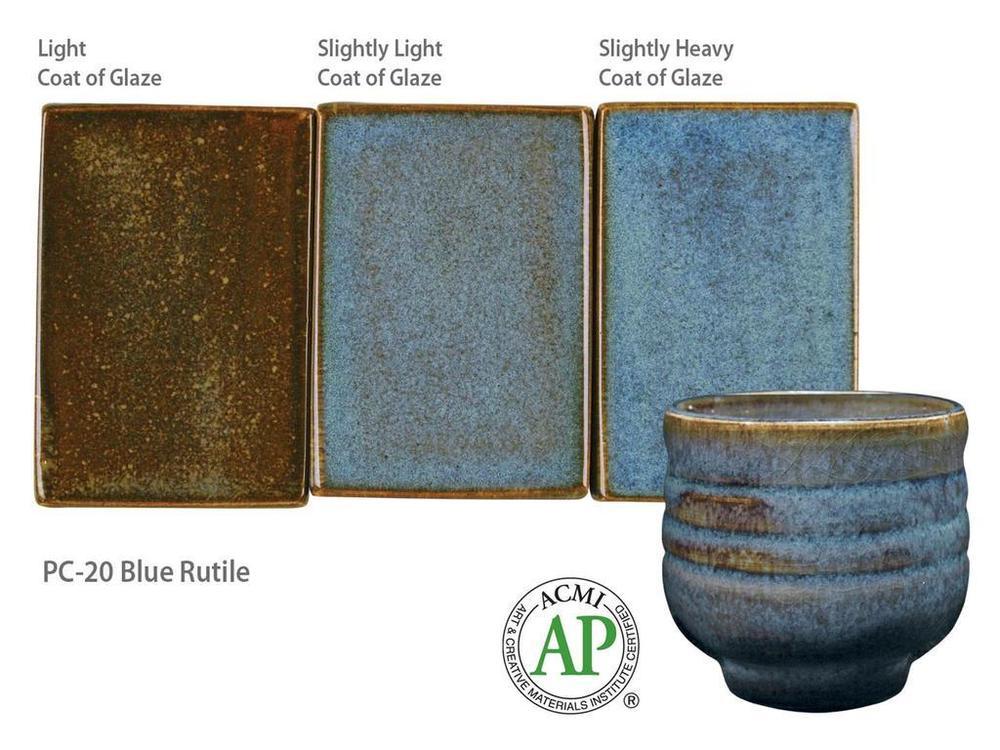 Blue Rutile - Powder