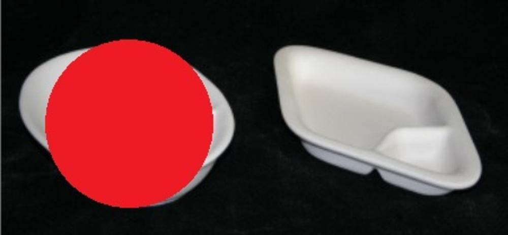 Diamond Olive Dish - Earthenware