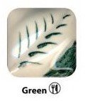 Green - Pencil