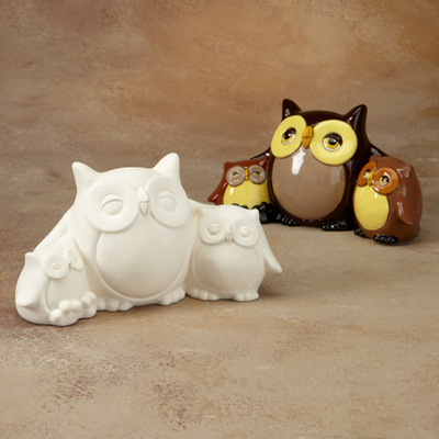 Owls Spend-Share-Save Bank