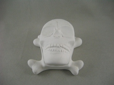 Skull and Cross Bones Box