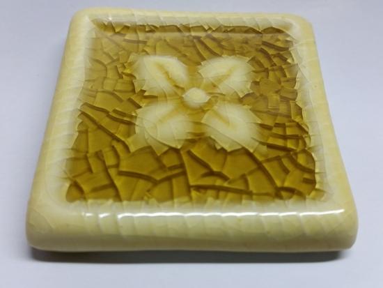 Crystal Crackle Glaze - Honey No.5