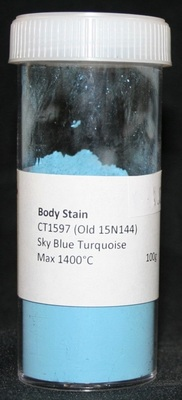 Sky Blue Turquoise