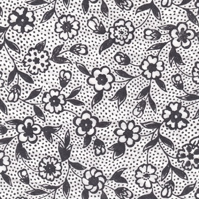 Blossoms Black