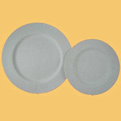 Rim Charger Plate