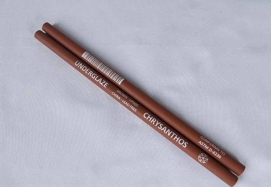 Chrysanthos Brown - Pencil