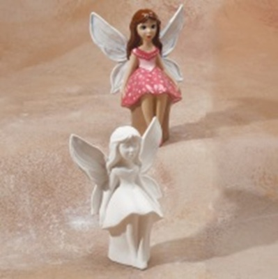 Sitting Fairy - Gare