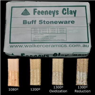 Feeneys Buff Stoneware