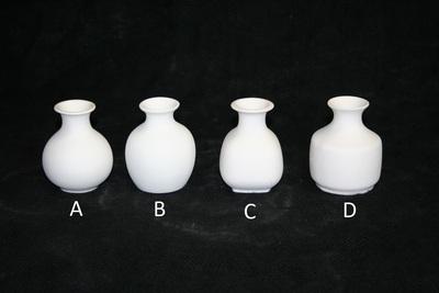 Small Bud Vase - D