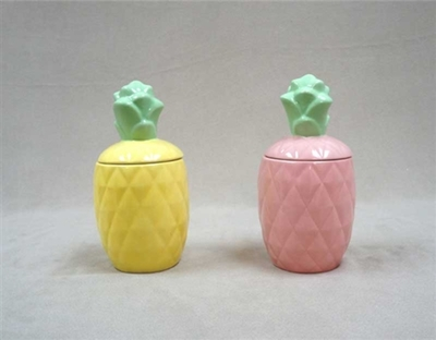 Large Pineapple Jar