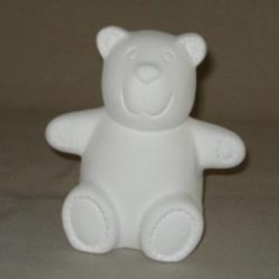 Cute Bear Bank