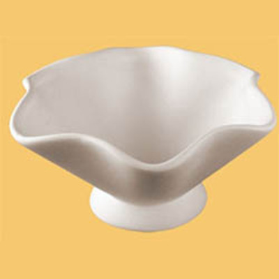 Ruffle Dessert Bowl