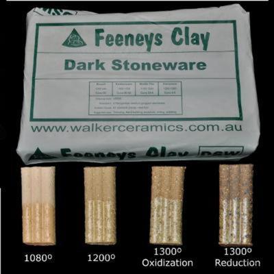 Feeneys Dark Stoneware
