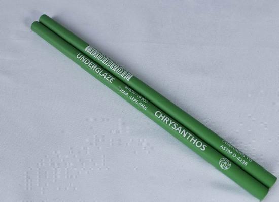 Chrysanthos Green - Pencil