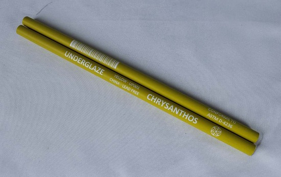 Chrysanthos Yellow - Pencil