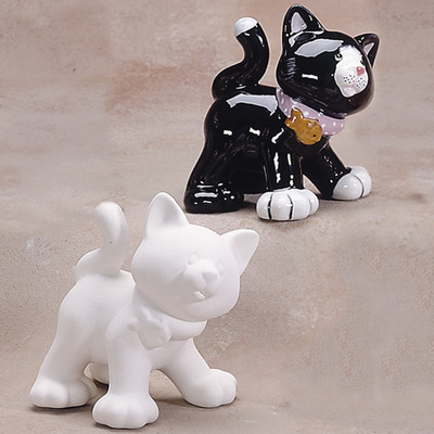Standing Cat 1
