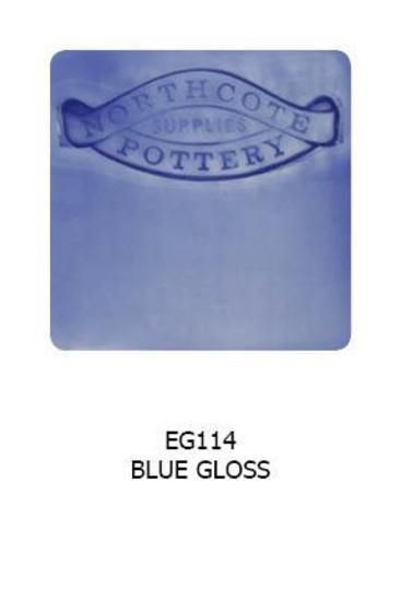 Blue Gloss