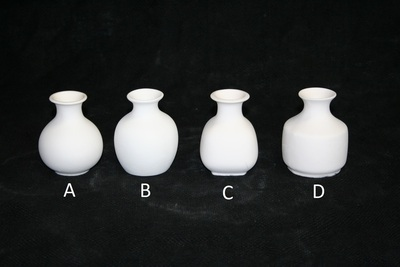 Small Bud Vase - B