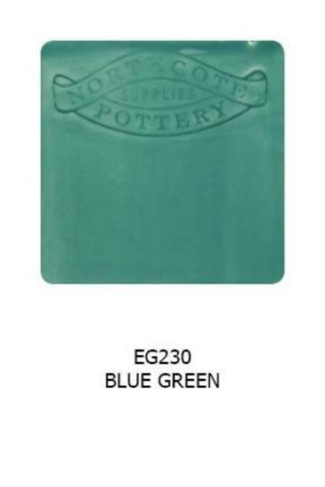 Blue Green Mottle