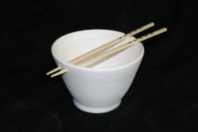 Chopsticks Bowl - Stoneware