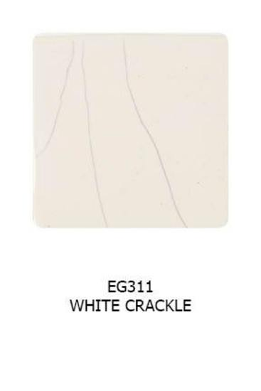White Crackle