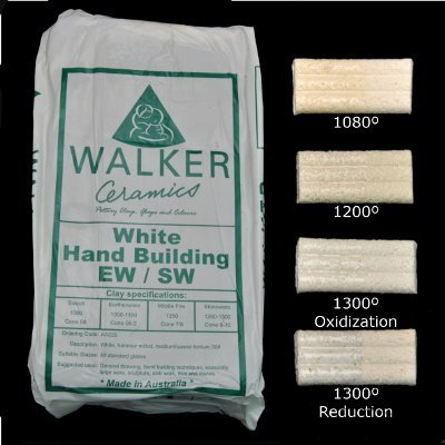 Walkers White Handbuilding