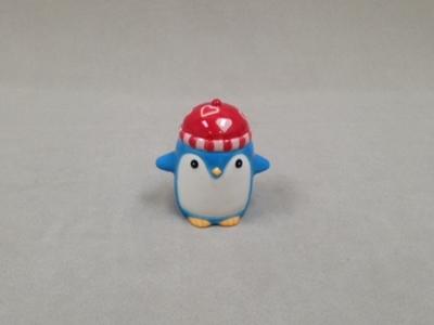 Penguin with cap