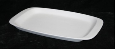 Cake Tray - Earthenware