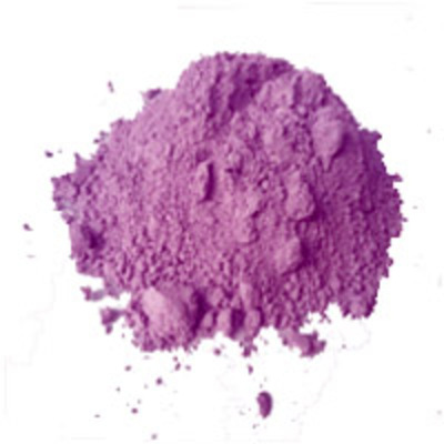 Violet Powder Stain