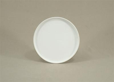 Modern Round Salad Plate