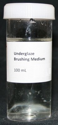 Brushing Medium
