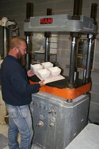 Ram Pressing Bowls