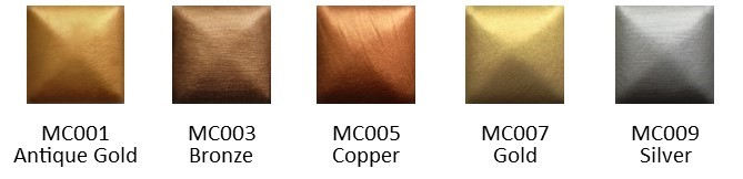 Metallic Colour Example
